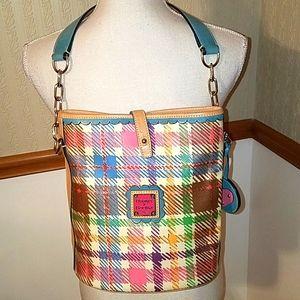 Dooney & Bourke bucket shoulder bag